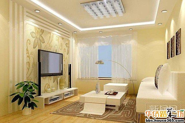 電視墻裝修設計搭配選擇要點_裝飾建材_華僑路茶坊