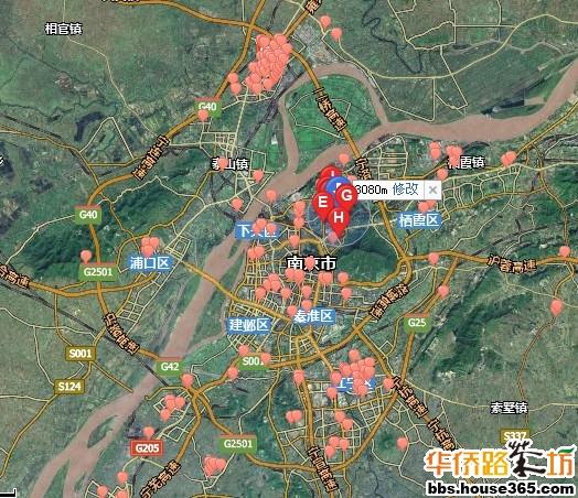 南京红山动物园内地图
