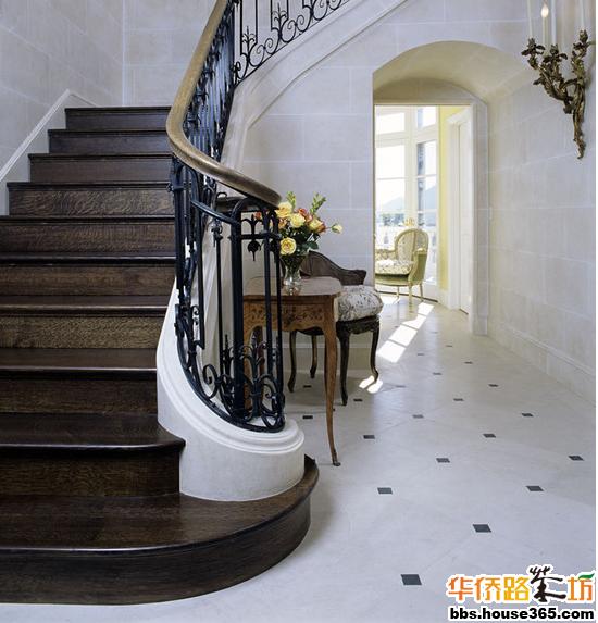 室内装修之楼梯效果图