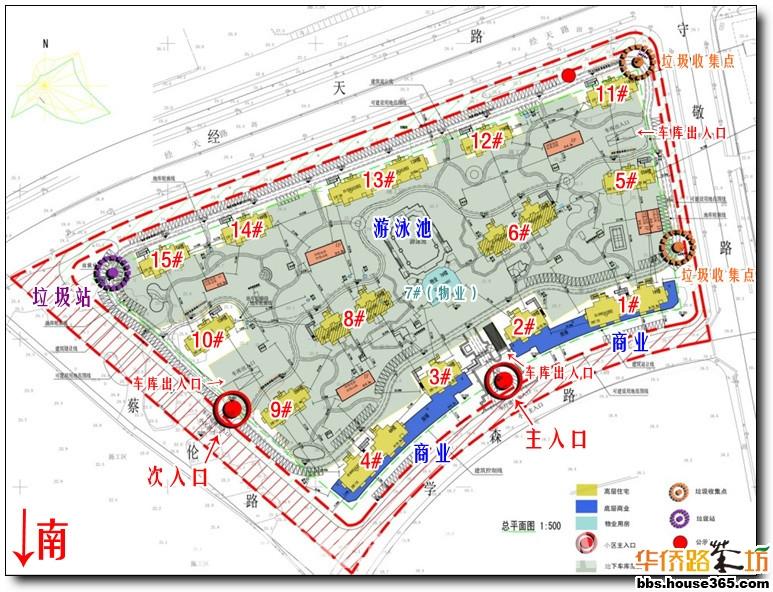 保利未来城珠海路地图