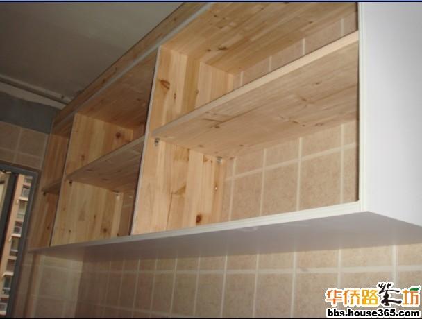 木板纹瓷砖阳台