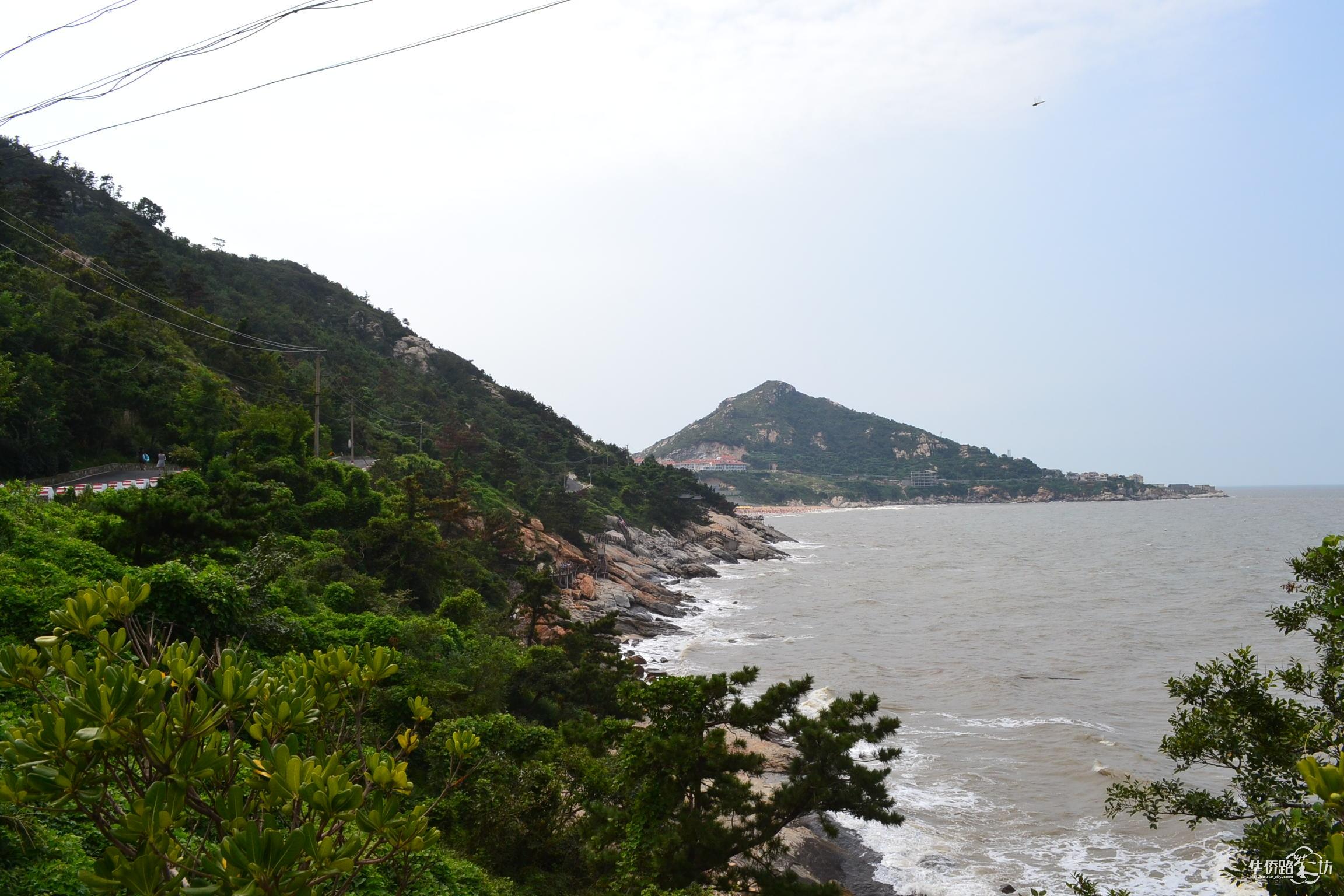 连岛海滨浴场,是江苏