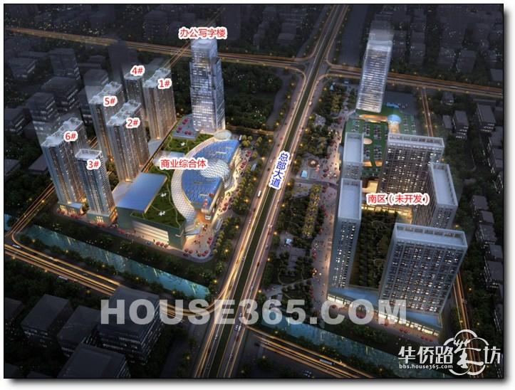 东方万汇城 地铁盘 酒店式公寓
