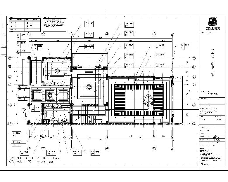 cad全套图纸/设计的细节/软装的配置/效果图