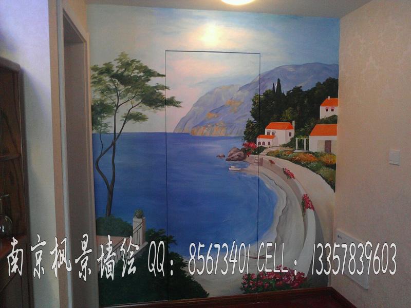壁画,手绘墙