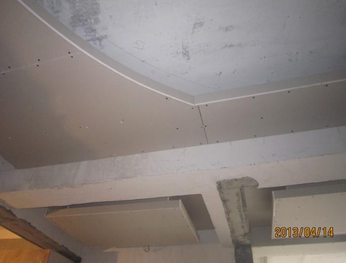 标签:石膏板造型吊顶,可耐福石膏板