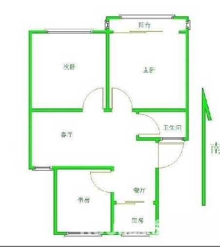 华尔牌电扇电路接线图