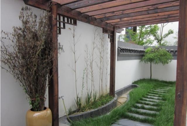 独家 汤山鎏园二期 中式别墅 新现代徽派风格 水景建筑