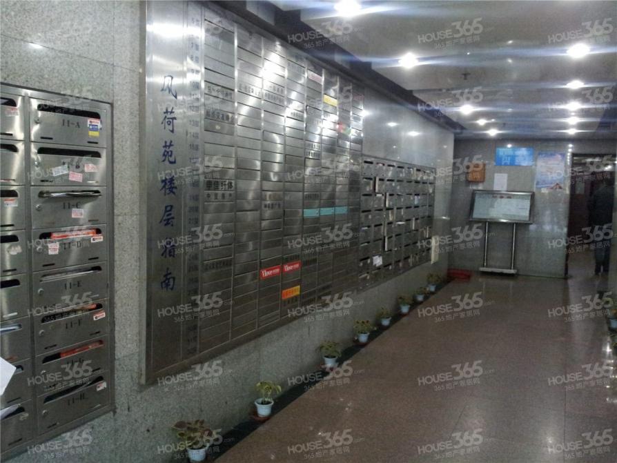内部设施实景图