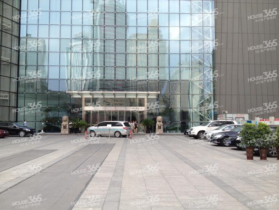 秦淮区新街口南京中心大厦200.00㎡精装0室0厅