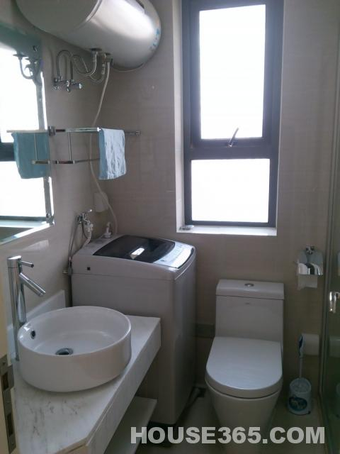 天泰青城精装45m2单身公寓,条件佳,景观好