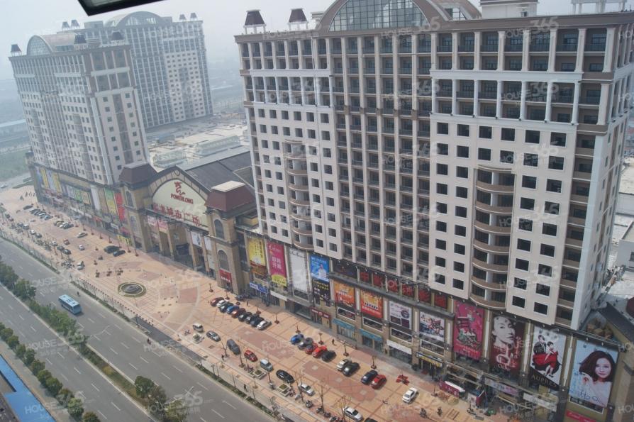 租的再好、不如买的好、长江路宝龙国际公寓、自带宝龙商圈