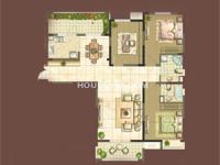 蝶变H户型-三室两厅两卫139�O