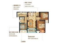 A1户型 2+1房2厅1卫90平