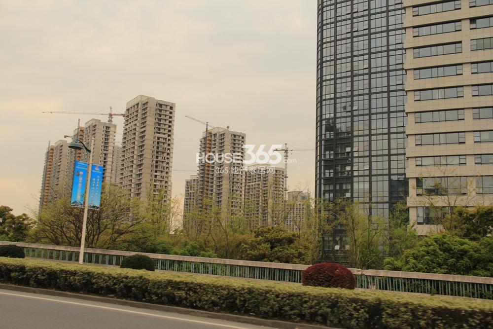 杭州新房 滨江区 天阳半岛国际