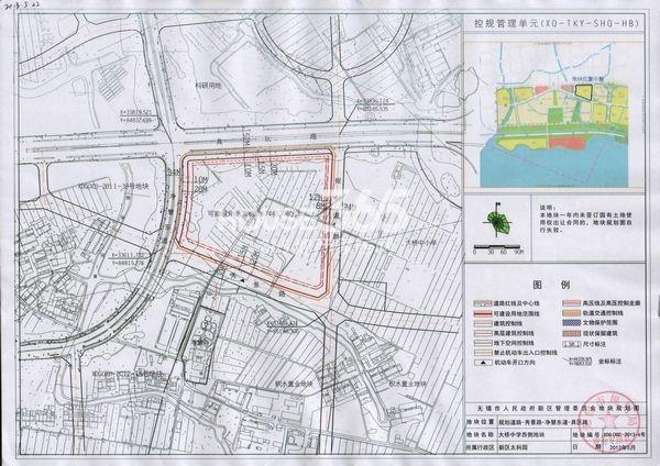 距在建的地铁1号线塘铁桥站约5公里,规划中的4号线华庄站约2公里左右