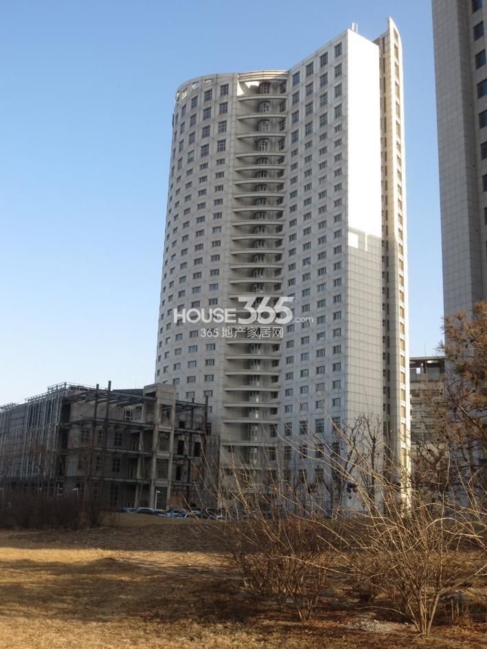 大厦实景_天津海泰国际公寓_天津新房网_365淘房