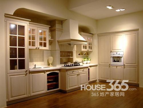 整體廚房設計效果圖 時尚家居空間讓美味誕生-365