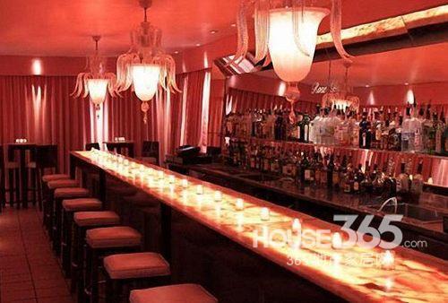 酒吧吧台装修效果图 迷人风情12例high翻天