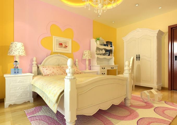 """墙面漆颜色,""""黄、绿、蓝""""各有各精彩!  墙面漆颜色——冷色篇 客厅餐厅都以冷色调为主,浅草绿和淡淡柠檬黄相见,让空间更加清凉和透气! 萌妹纸们应该会非常喜欢,适合90后各种小清新!  墙面漆颜色——冷色篇 淡淡薄荷绿配合木质家具,有点小贵族的气质!适合女王范的你!"""