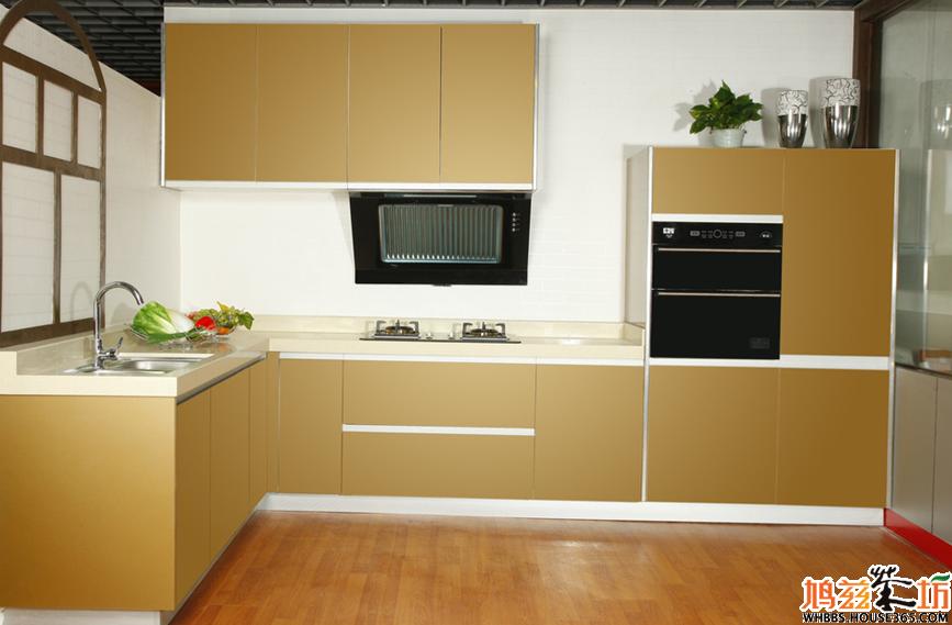 厨房贵颜色搭配