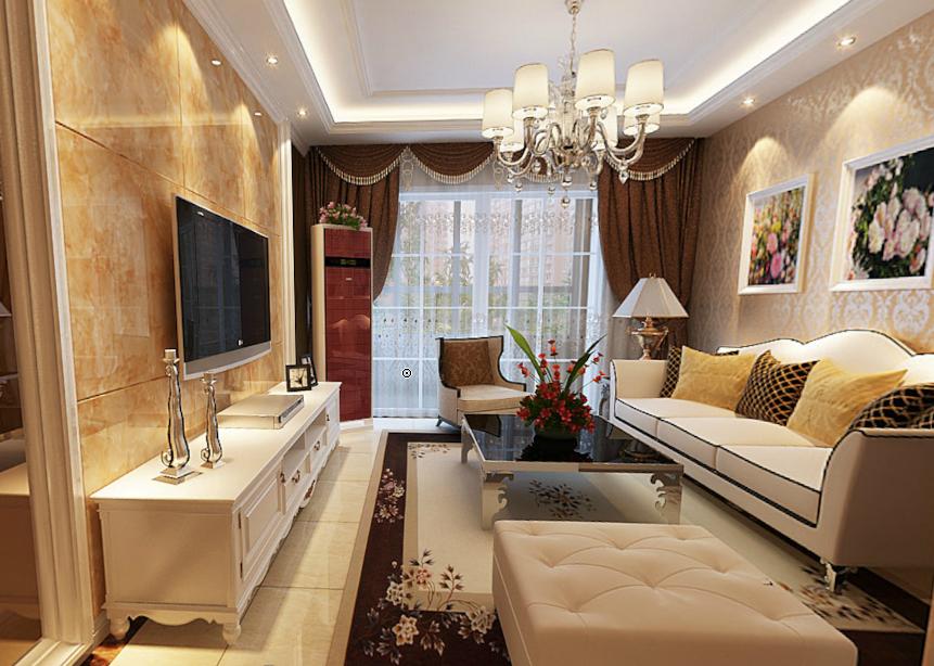 装修 福利/先来一张原始平面图:伟星城89平,经典的两室两厅的户型。