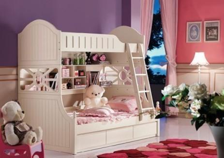 公主房装修效果图, 粉嫩漂亮~!女孩子的闺室~0