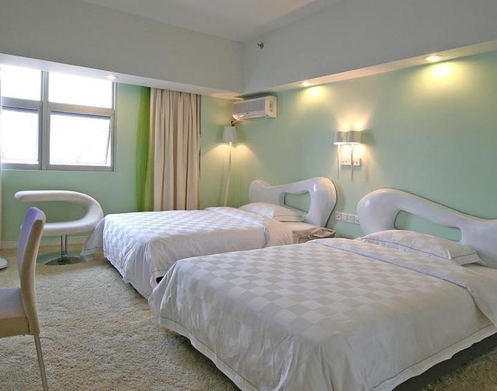 小宾馆客房装修效果图 感受有温度的宾馆设计