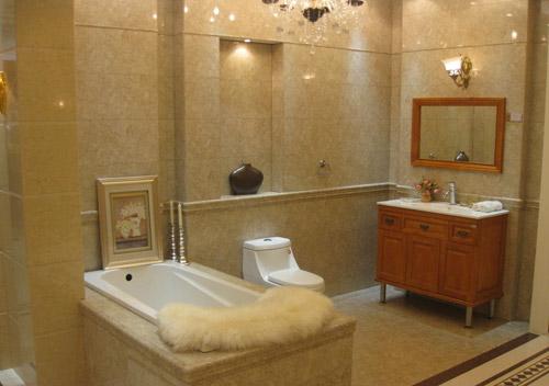 厕所 家居 设计 卫生间 卫生间装修 装修 500_352