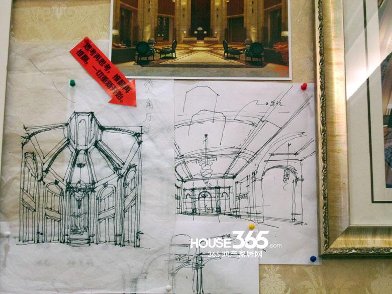风景园林设计手稿图_风景园林设计手稿图分享展示